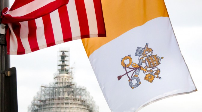 Pope Francis visits D.C.