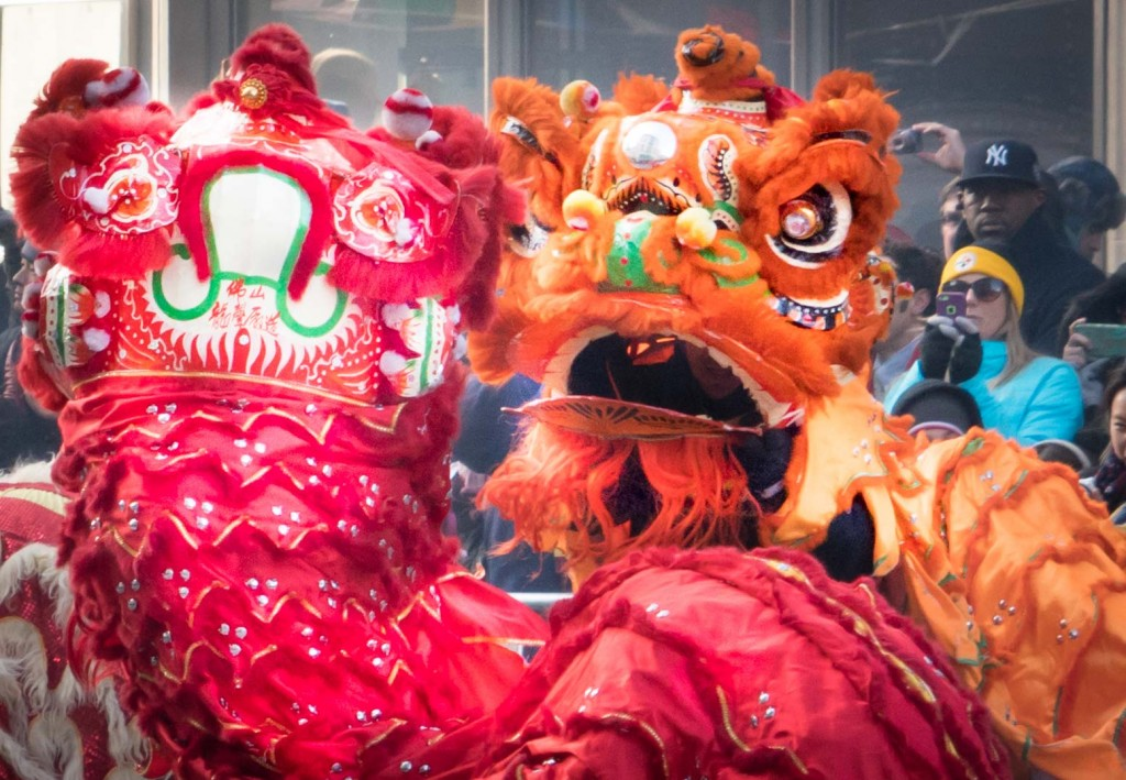 Chinese New Year Parade, D.C., Year of the Monkey, 2016