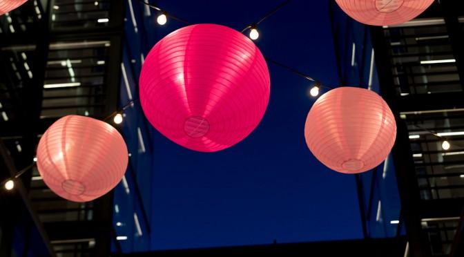 CityCenter lights