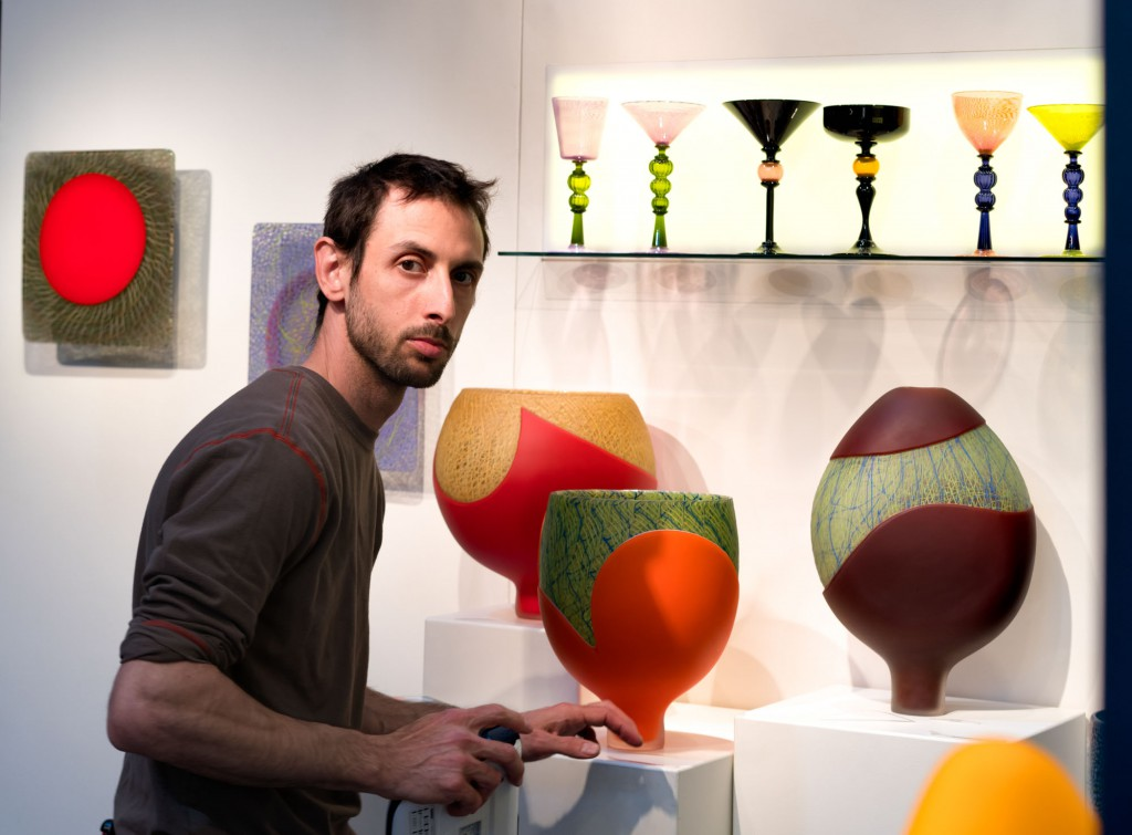 Josh Bernbaum Glass