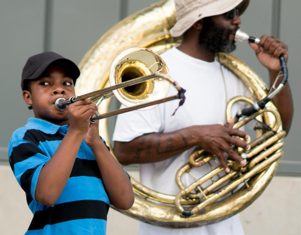 Brass concert