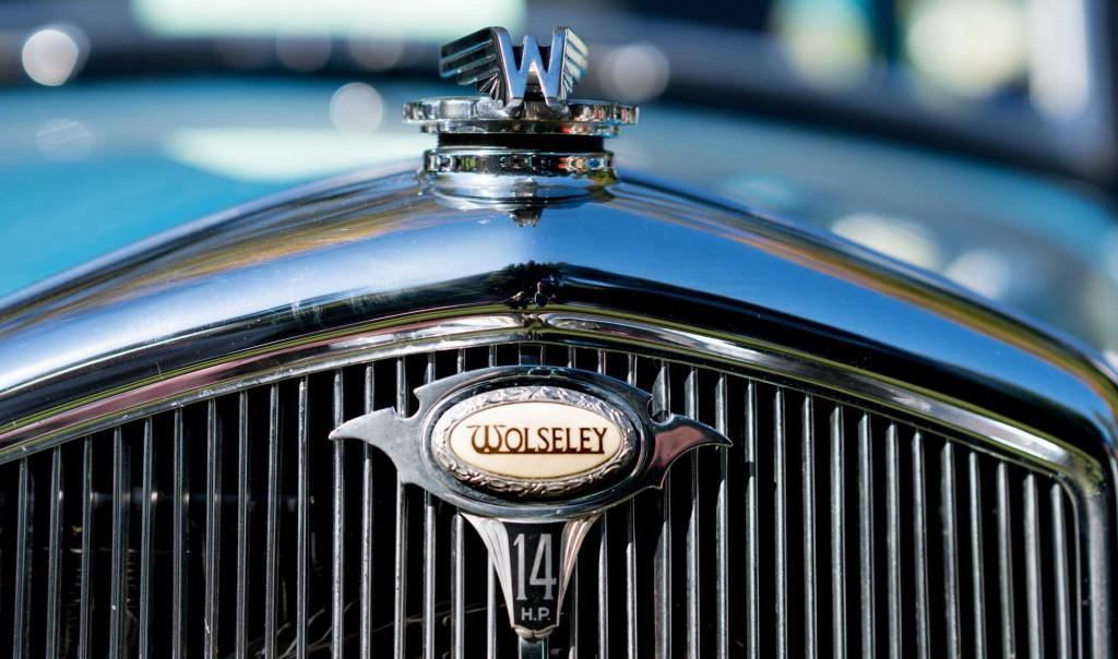 1937 Wolseley