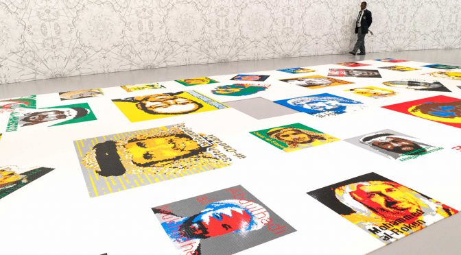 Ai Weiwei: Trace