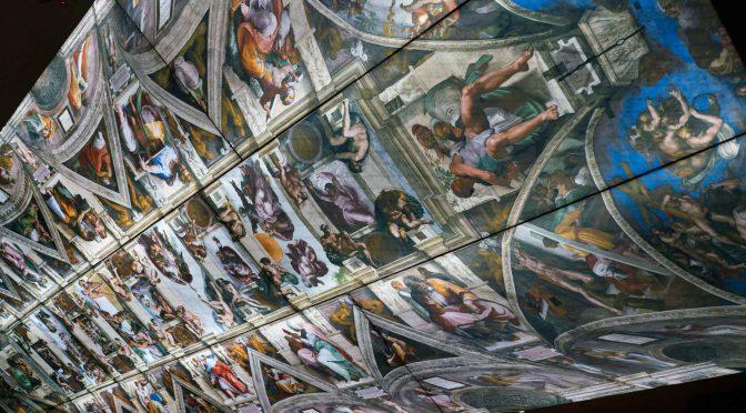 Michelangelo at the Met
