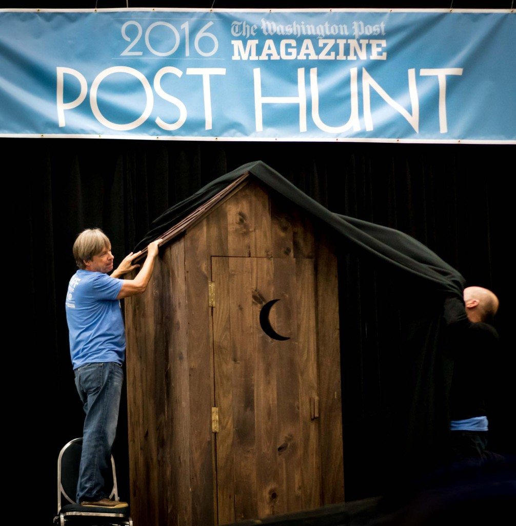 Post Hunt 2016