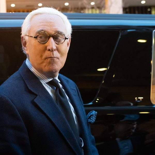 Roger Stone hearing for new trial